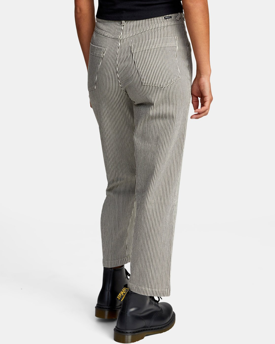 5 BADDER RELAXED FIT PANT  AVJNP00106 RVCA