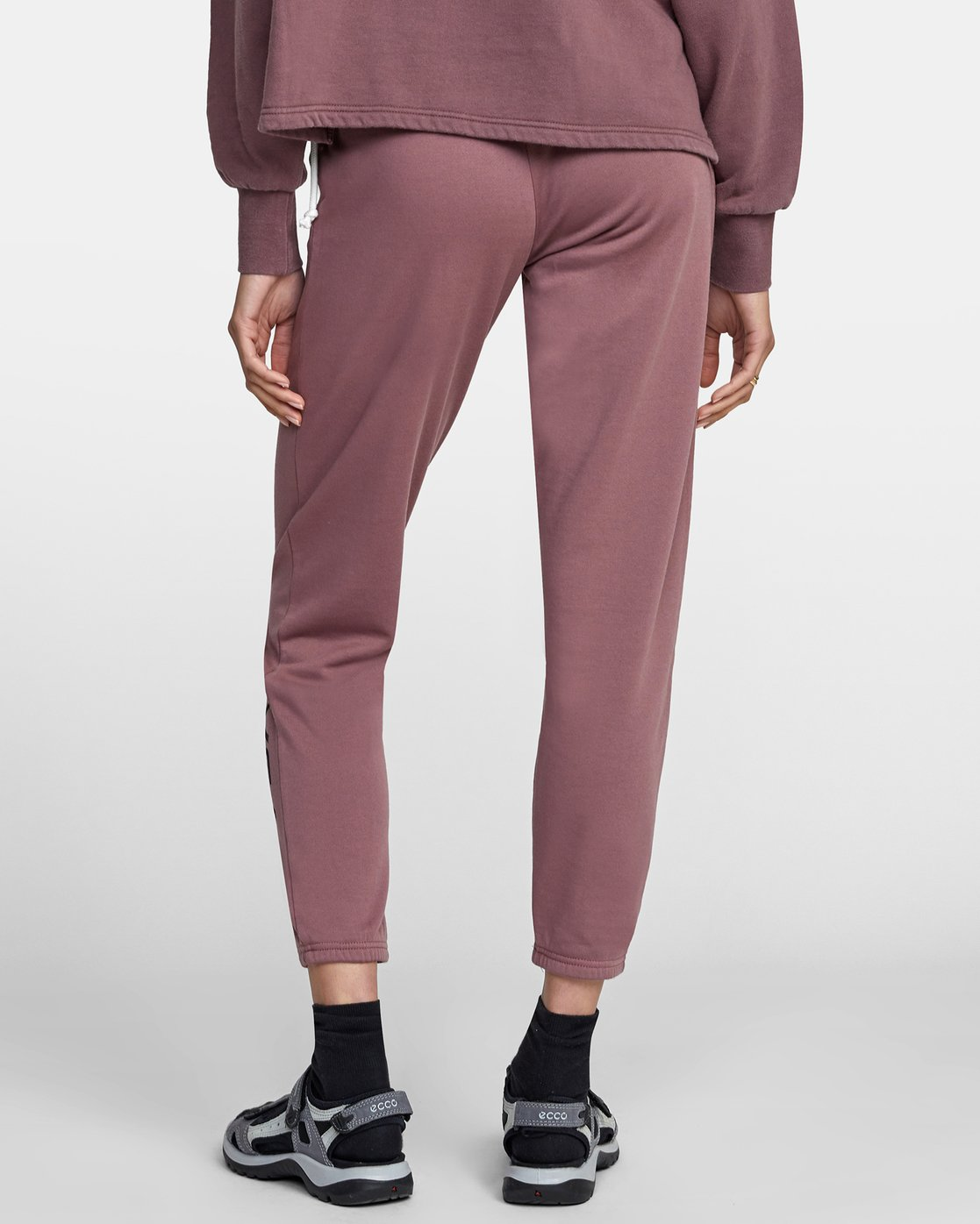 1 BIG RVCA SWEATPANT Purple AVJNP00117 RVCA