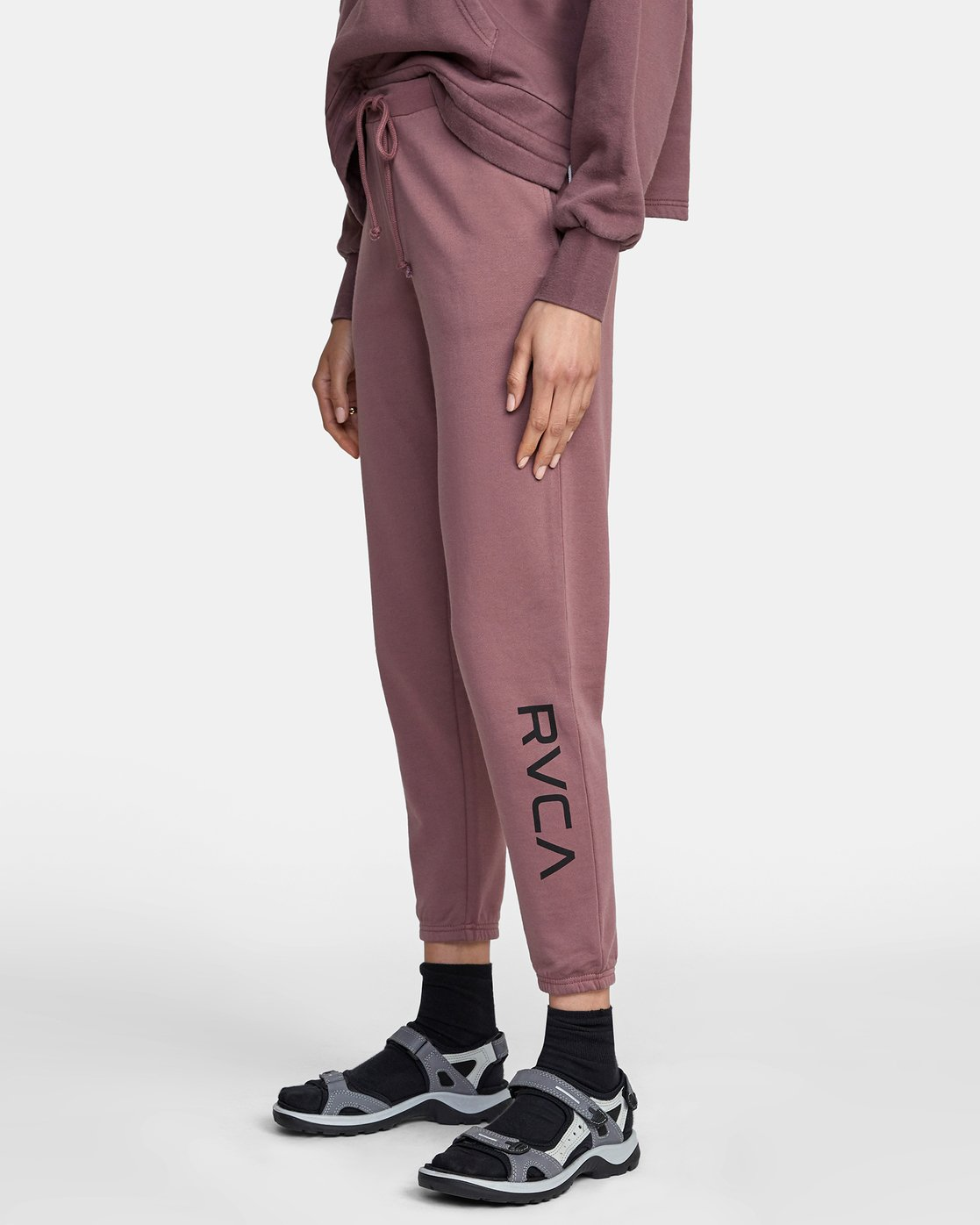 2 BIG RVCA SWEATPANT Purple AVJNP00117 RVCA