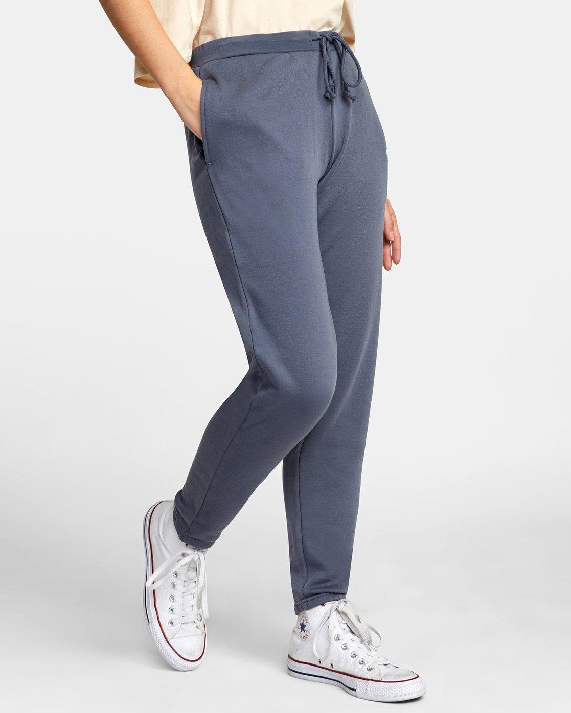 8 FRACTURE PANT Grey AVJNP00118 RVCA
