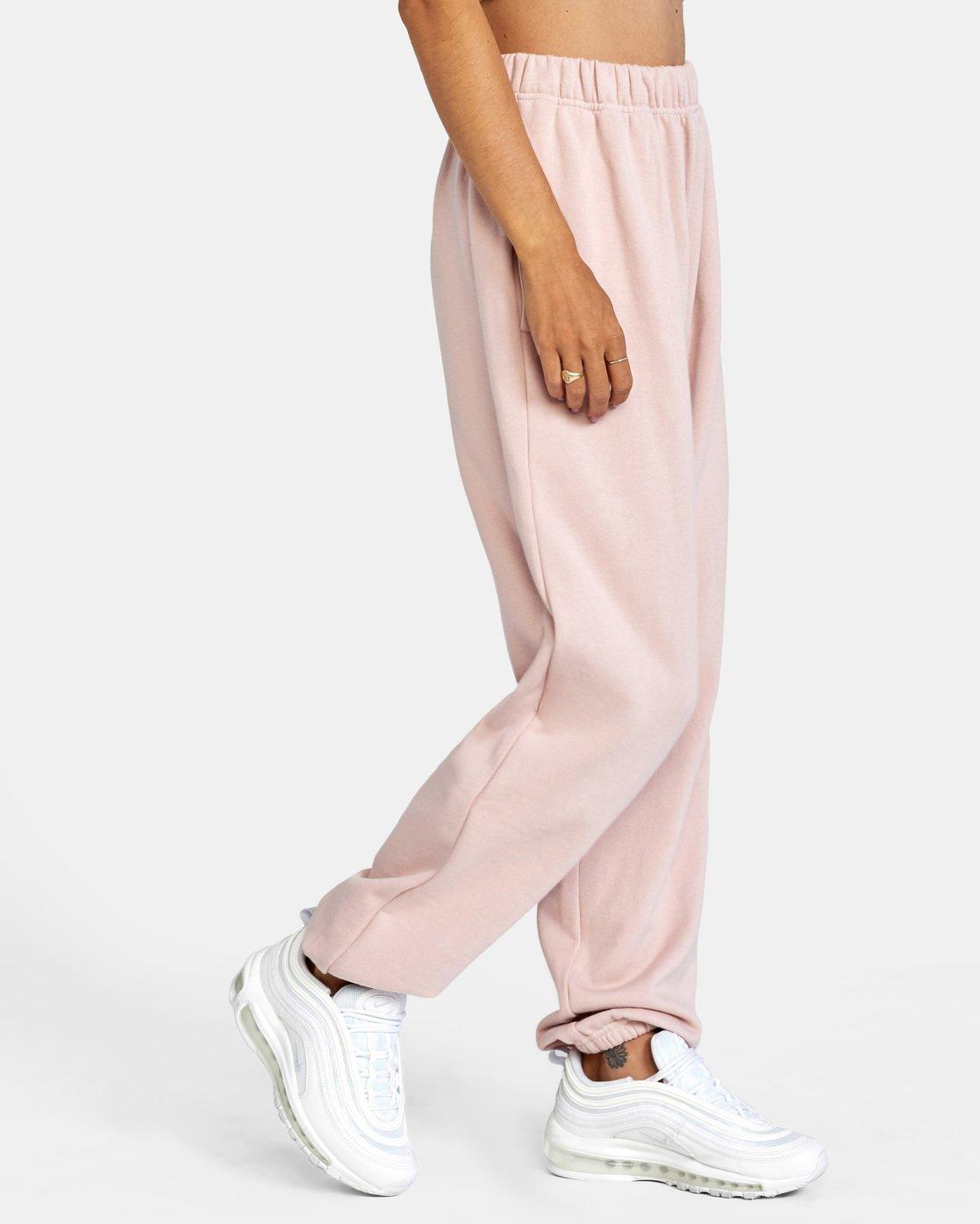 5 Little RVCA Pants Grey AVJNP00129 RVCA