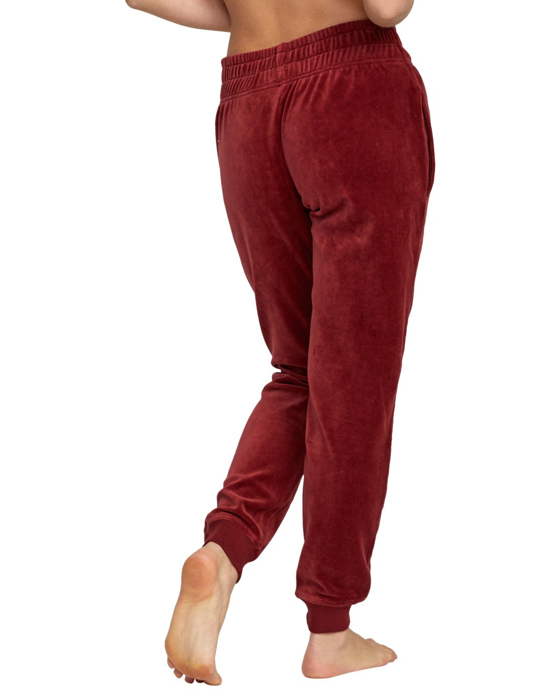9 DAY OFF SWEATPANT Red AVJPT00100 RVCA