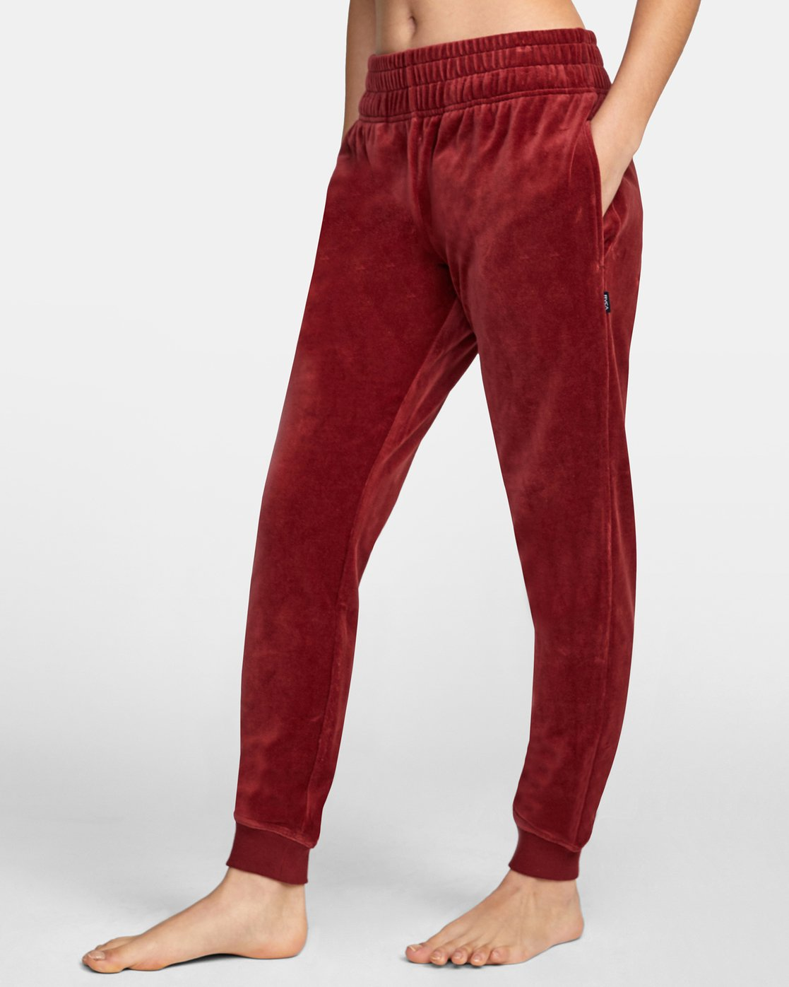 4 DAY OFF SWEATPANT Red AVJPT00100 RVCA