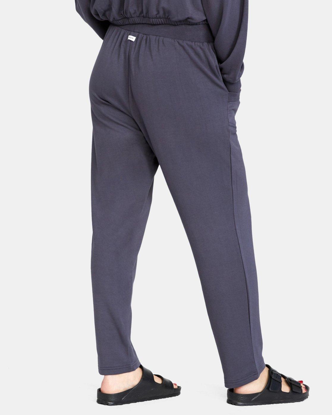 5 Downtown Pants Grey AVJPT00107 RVCA