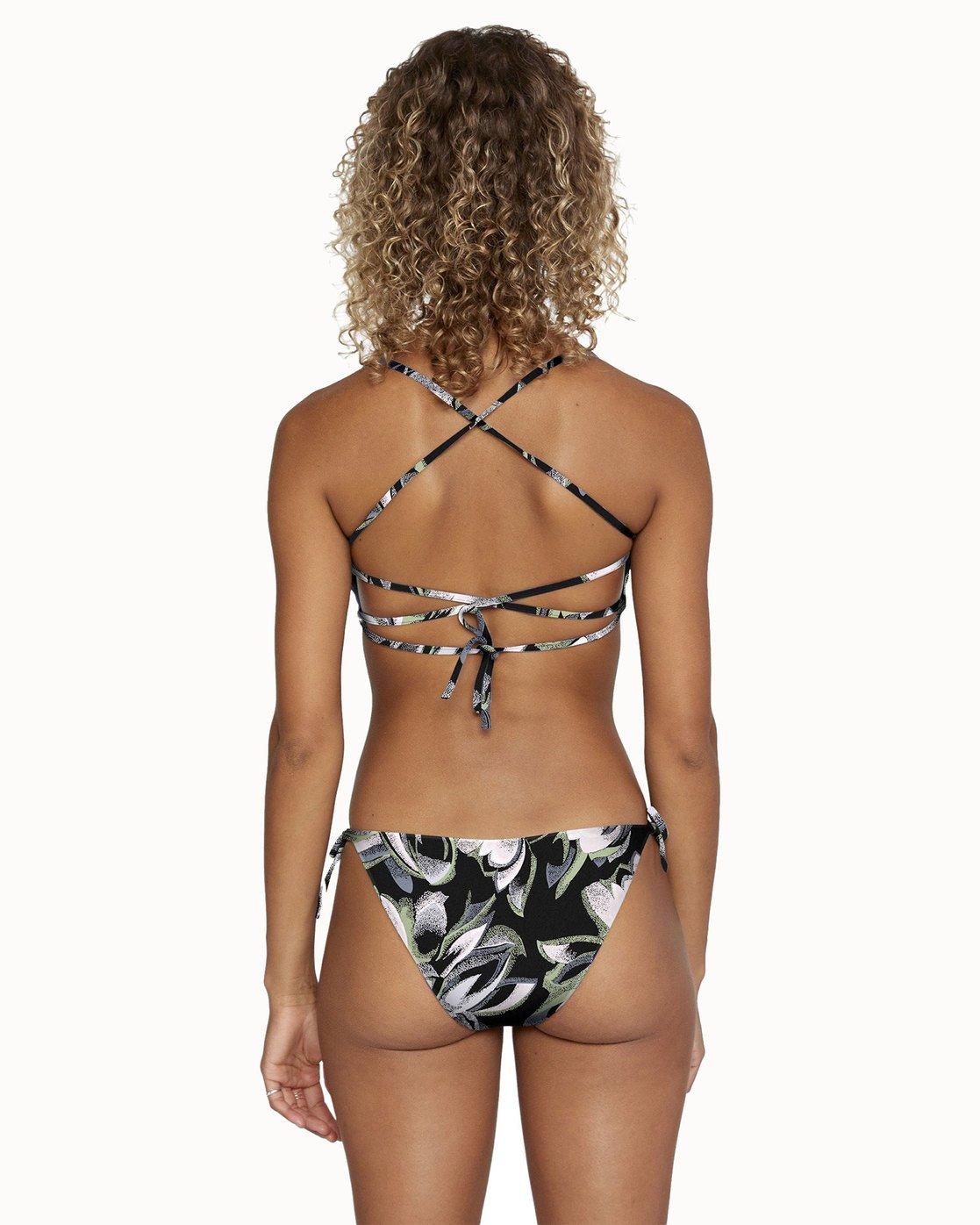 1 Pixie Crossback Bikini Top White AVJX300192 RVCA