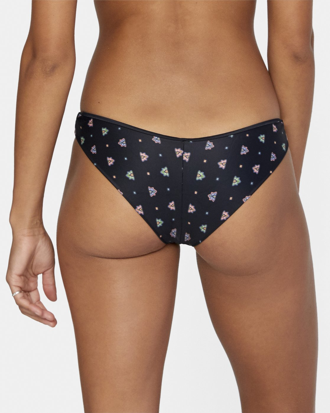 5 Foulard Cheeky Bikini Bottom White AVJX400187 RVCA