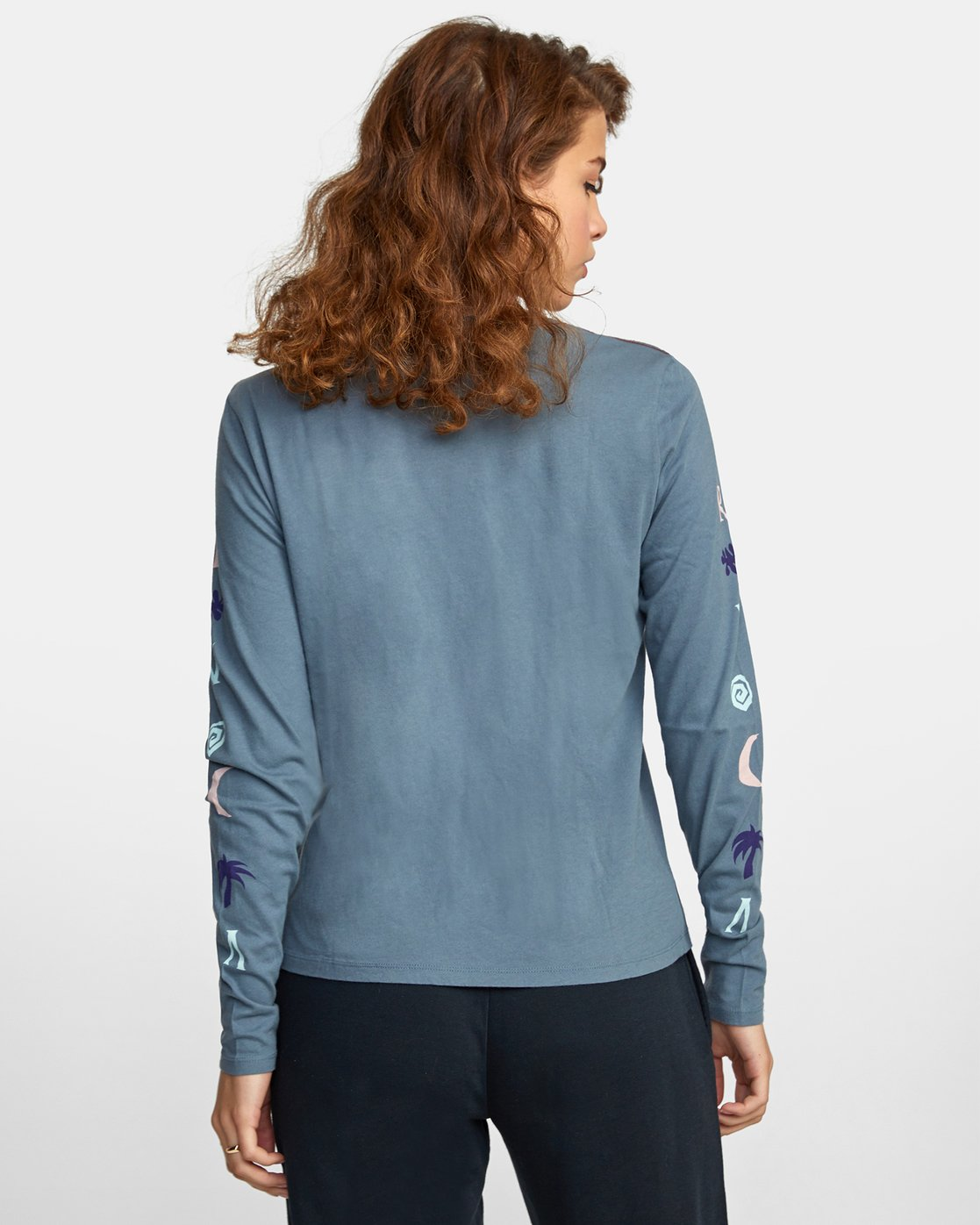 3 COPA LONG SLEEVE TEE Multicolor AVJZT00122 RVCA