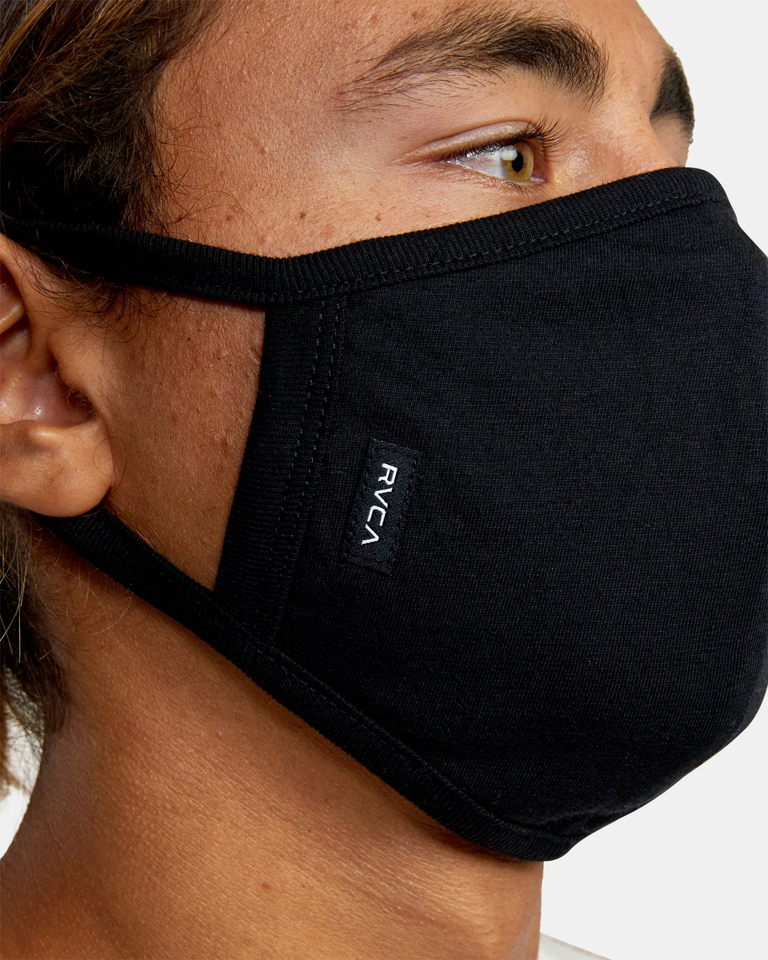 3 RVCA Face Mask Black AVYAA00119 RVCA