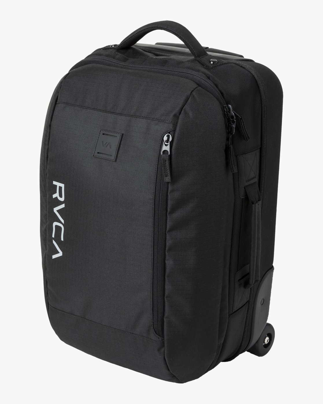 1 GLOBAL SMALL ROLLER BAG Orange AVYBL00102 RVCA