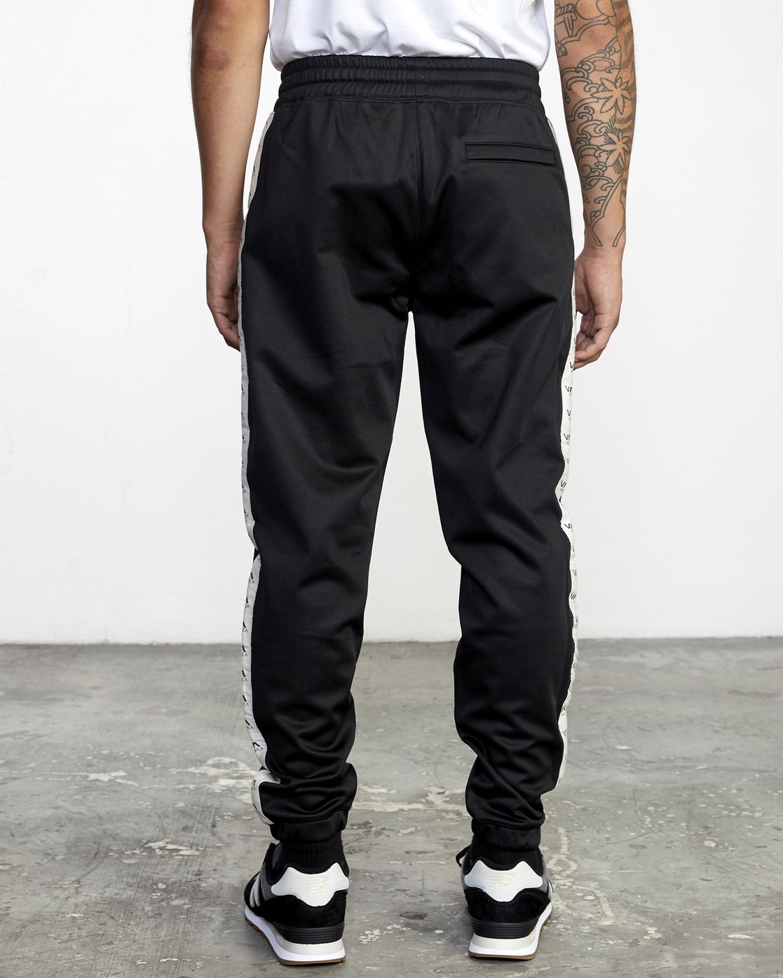 2 NORE TRACK PANT Orange AVYFB00104 RVCA