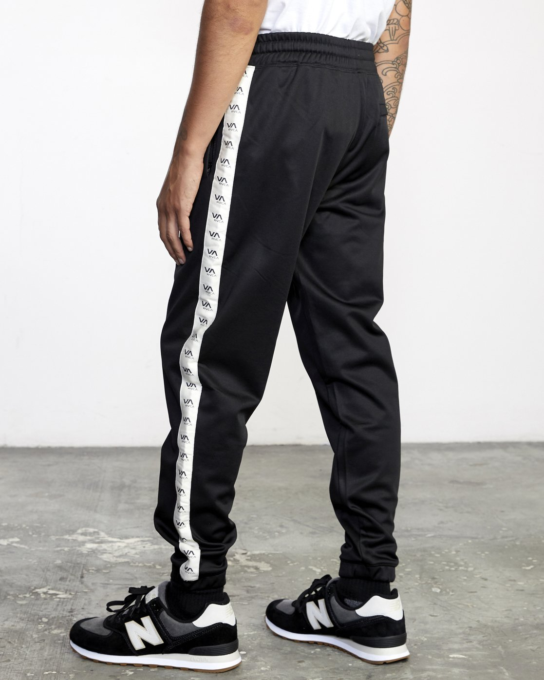 4 NORE TRACK PANT Orange AVYFB00104 RVCA