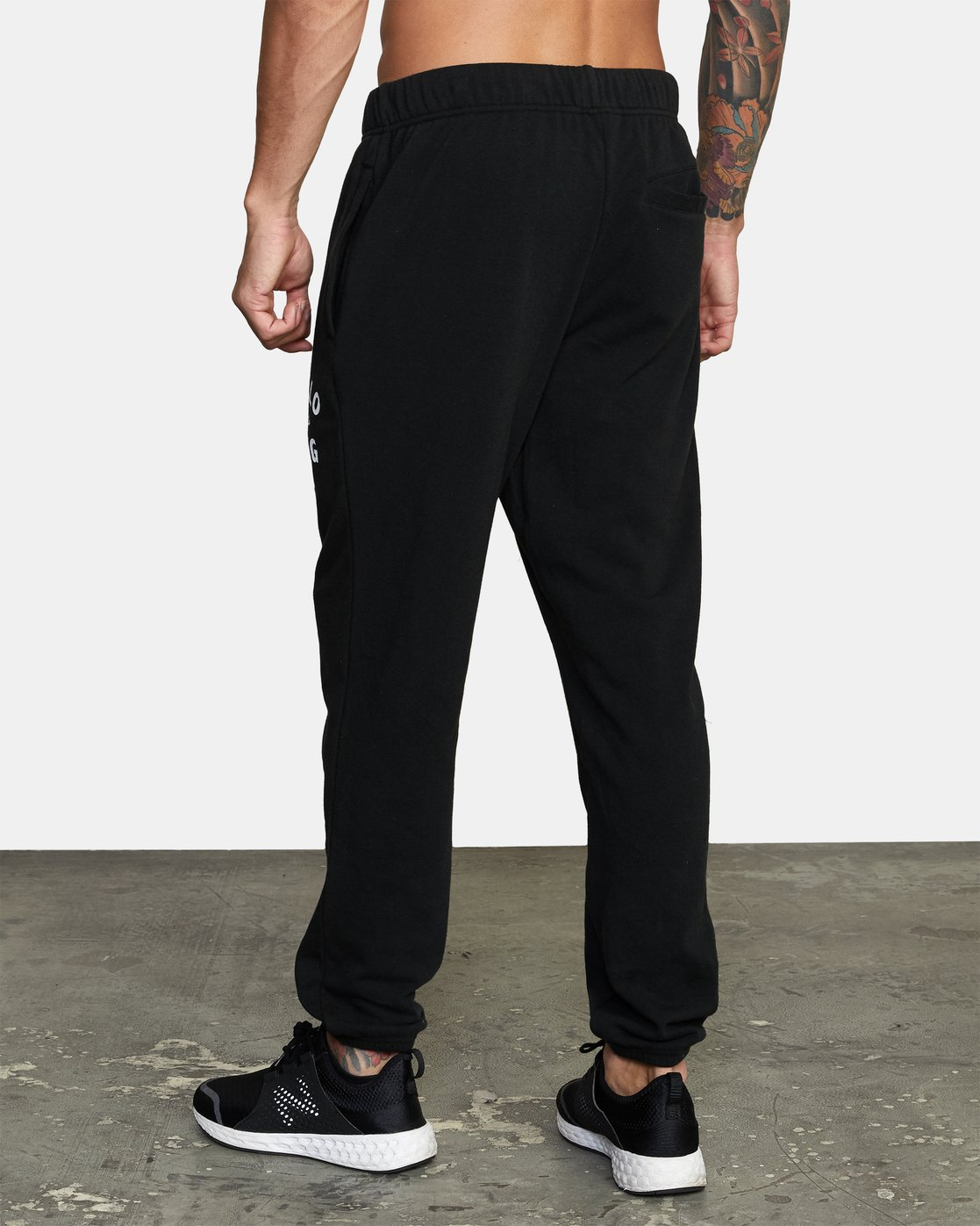 4 Parillo Sweatpants Multicolor AVYFB00117 RVCA