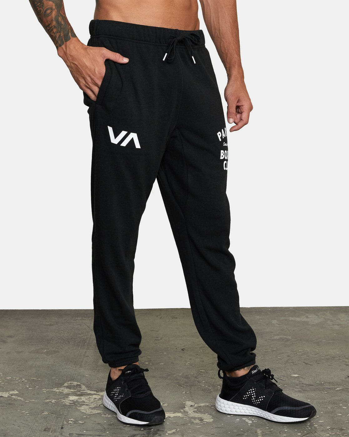 6 Parillo Sweatpants Multicolor AVYFB00117 RVCA
