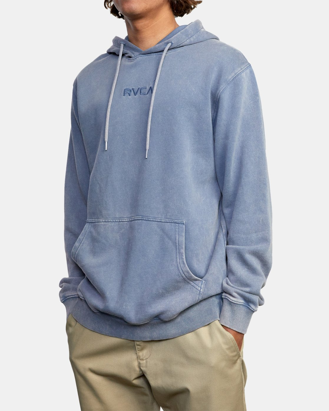 4 MINERAL HOODIE Grey AVYFT00111 RVCA