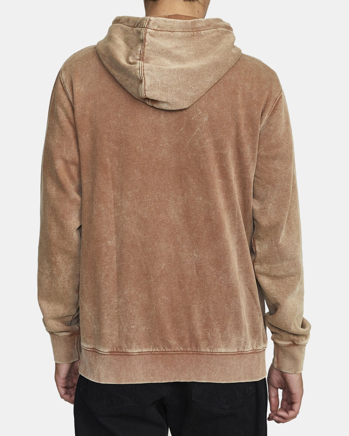 2 MINERAL HOODIE Brown AVYFT00111 RVCA