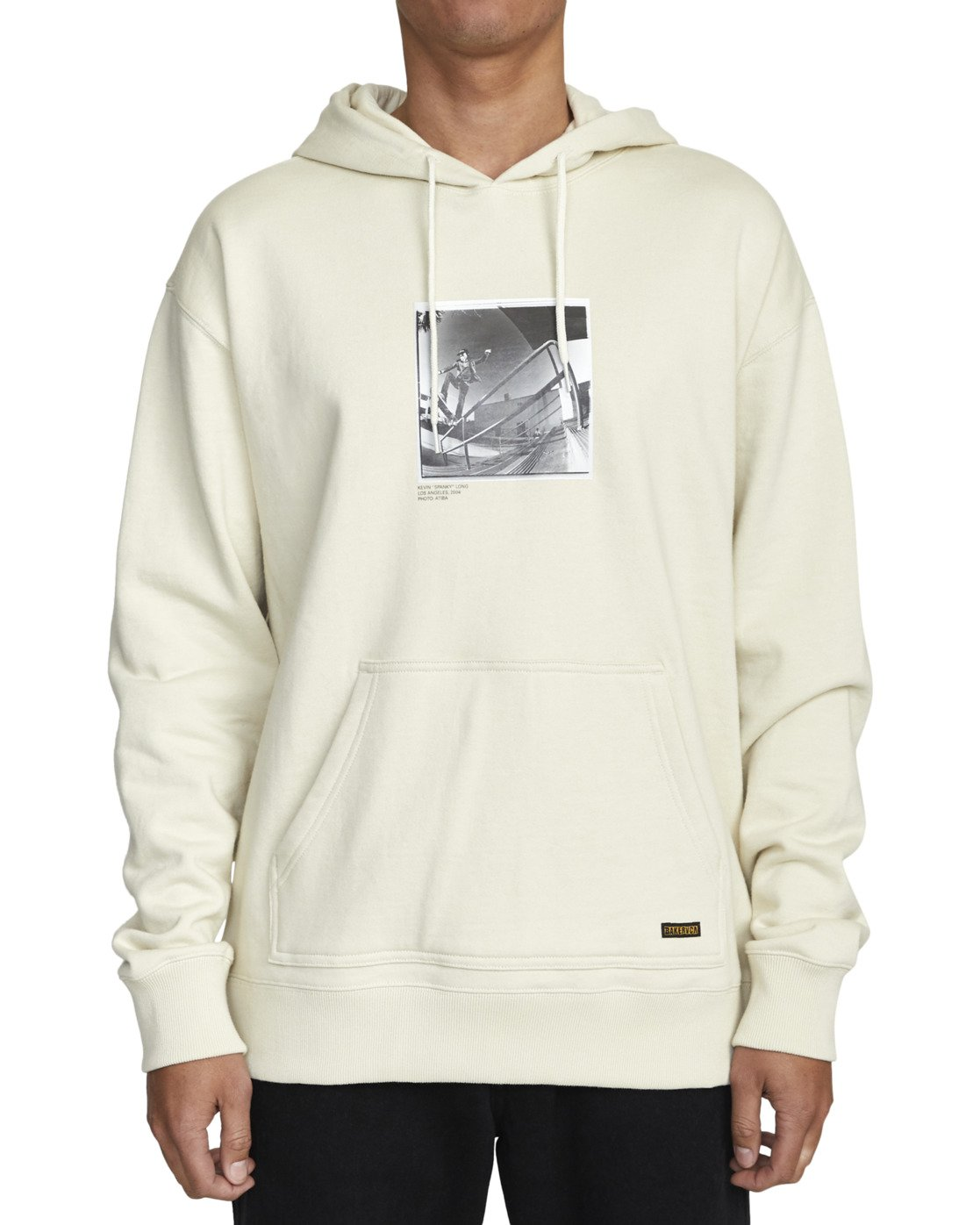 6 BAKERVCA PHOTO HOODIE Black AVYFT00140 RVCA