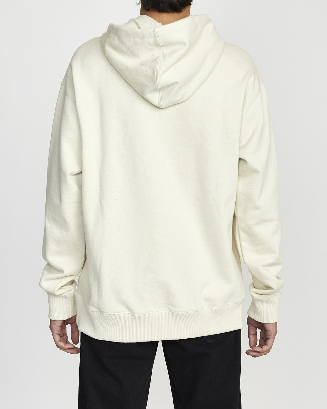 5 BAKERVCA PHOTO HOODIE Black AVYFT00140 RVCA