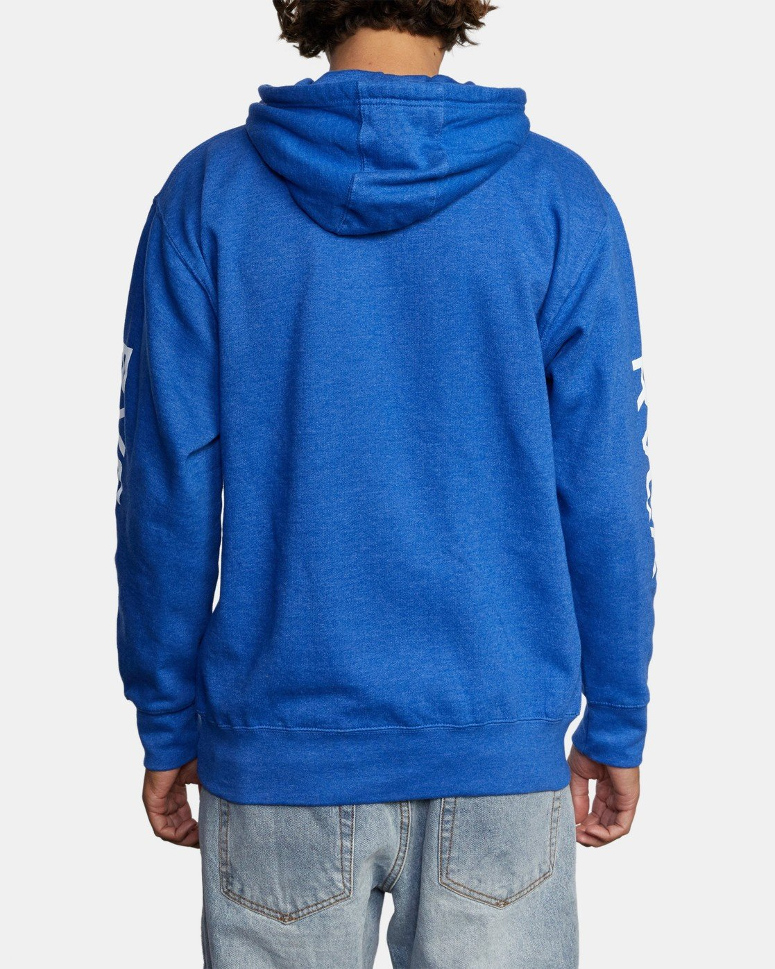 2 Gary Turner Sweatshirt Blue AVYFT00229 RVCA