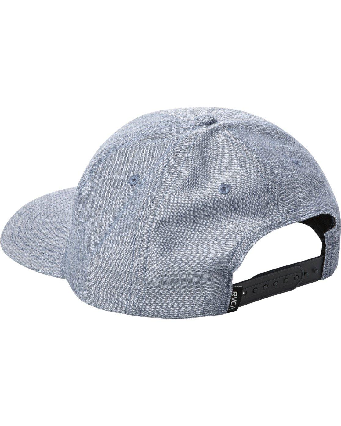 2 DAYSHIFT SNAPBACK HAT White AVYHA00130 RVCA
