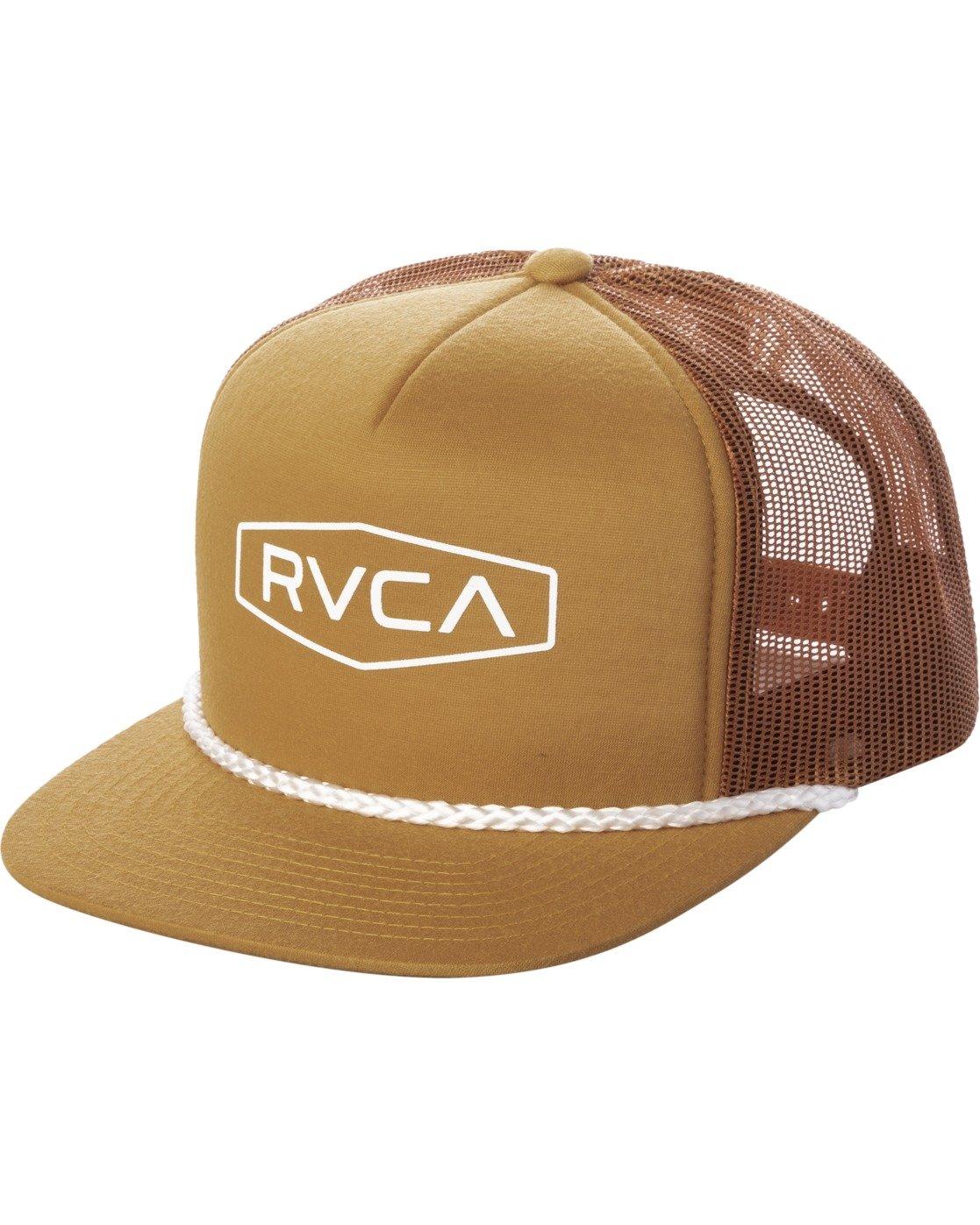 0 STAPLE FOAMY TRUCKER HAT Multicolor AVYHA00153 RVCA