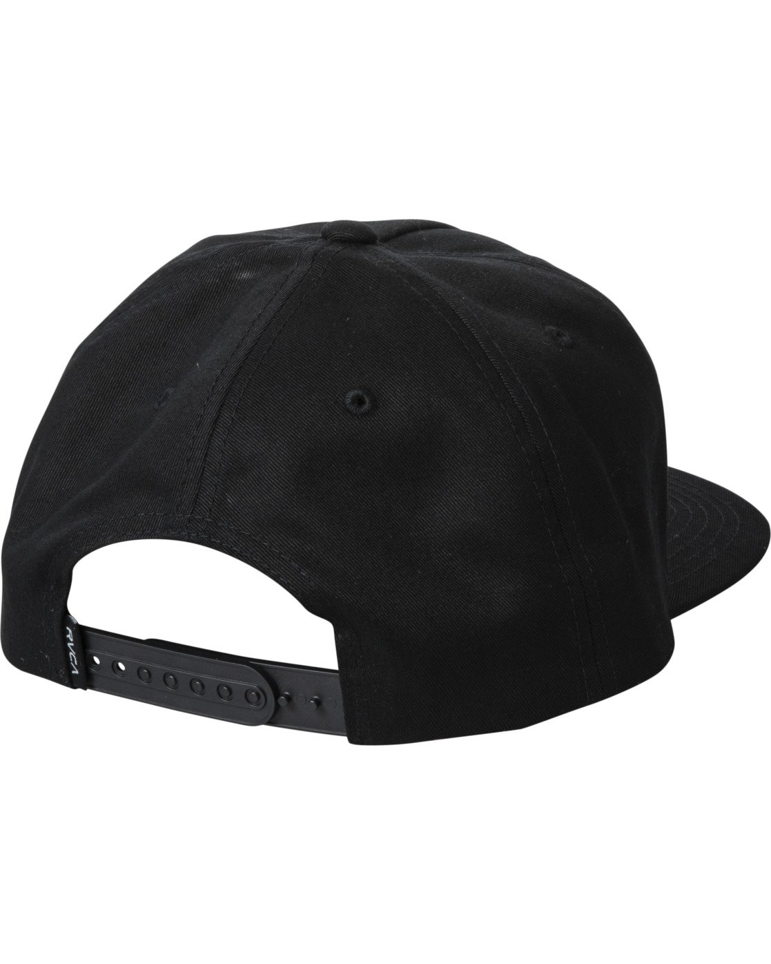 1 Dusk Til Dawn Snapback Hat Black AVYHA00176 RVCA