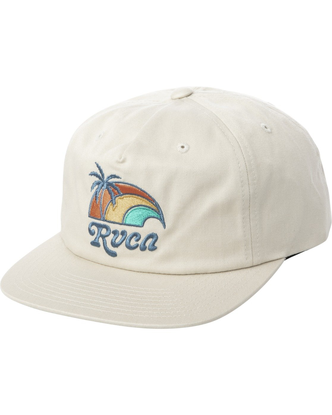 0 Souvenir Claspback Hat Beige AVYHA00199 RVCA