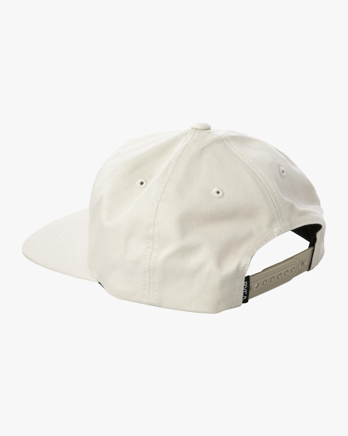 2 Souvenir Claspback Hat Beige AVYHA00199 RVCA