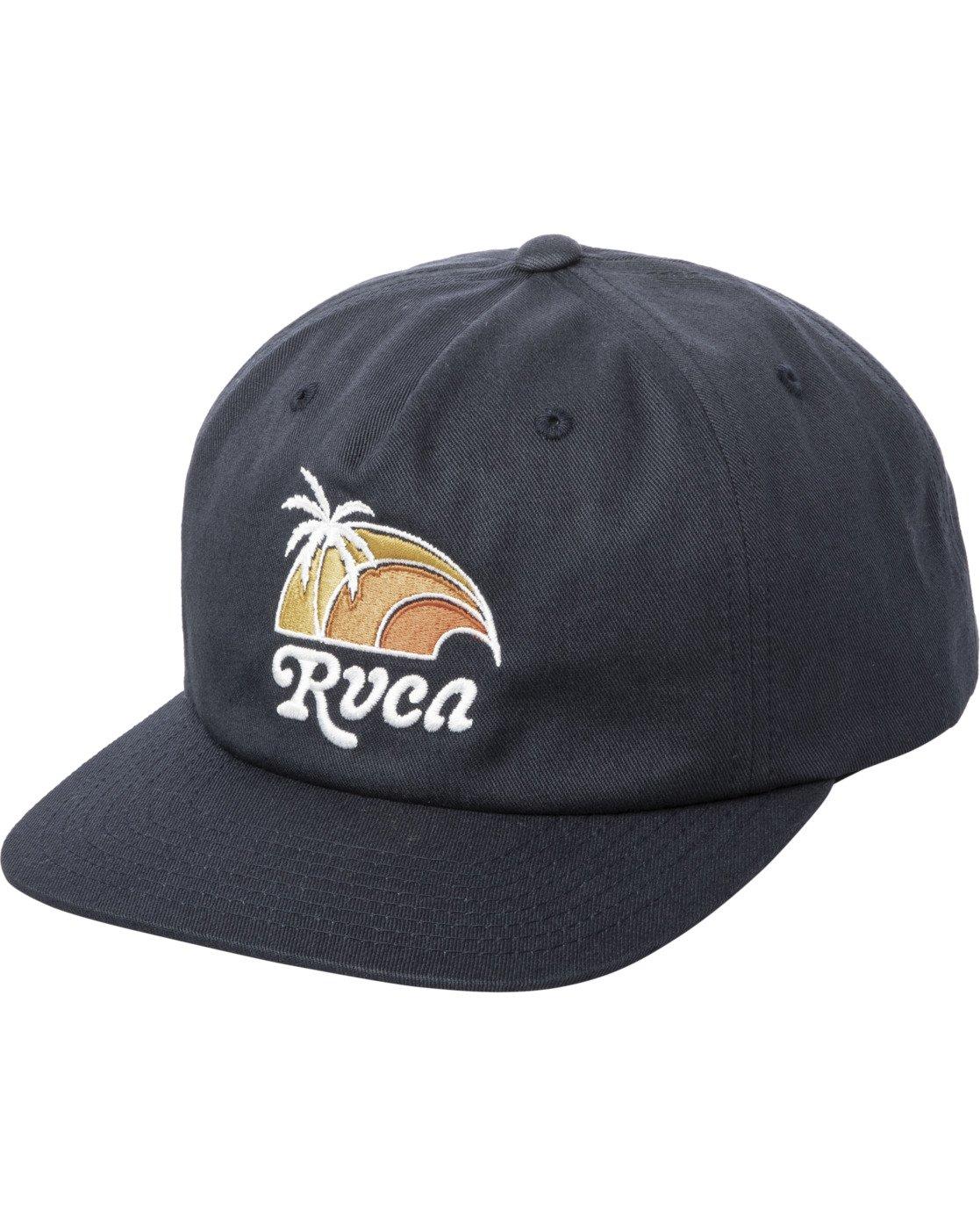 0 Souvenir Claspback Hat Blue AVYHA00199 RVCA