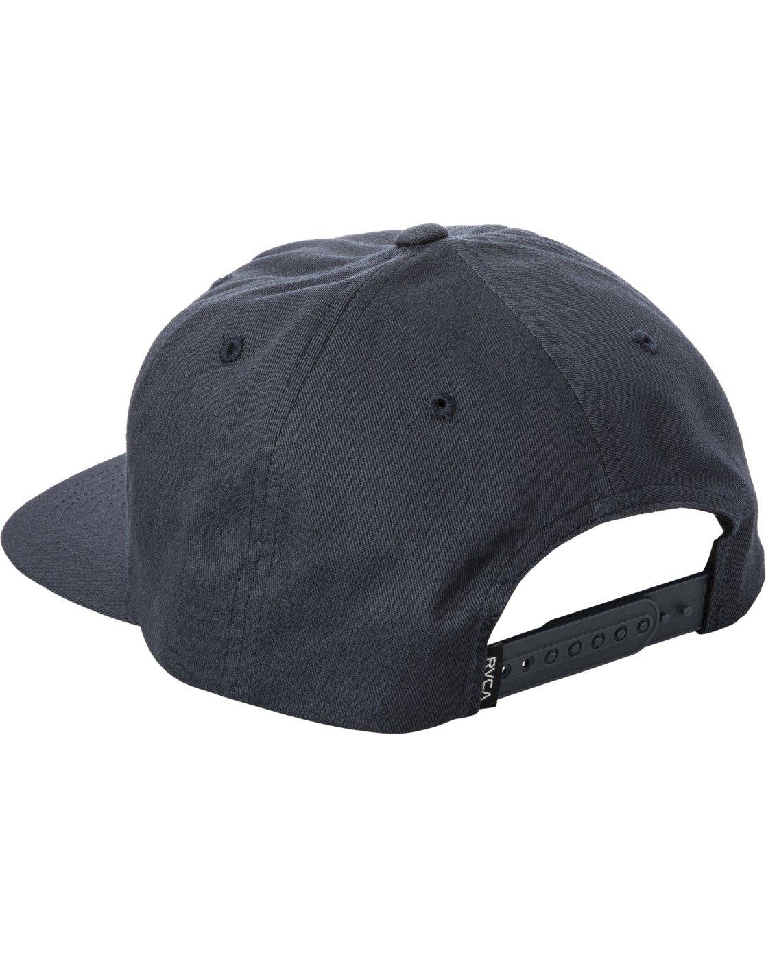 2 Souvenir Claspback Hat Blue AVYHA00199 RVCA