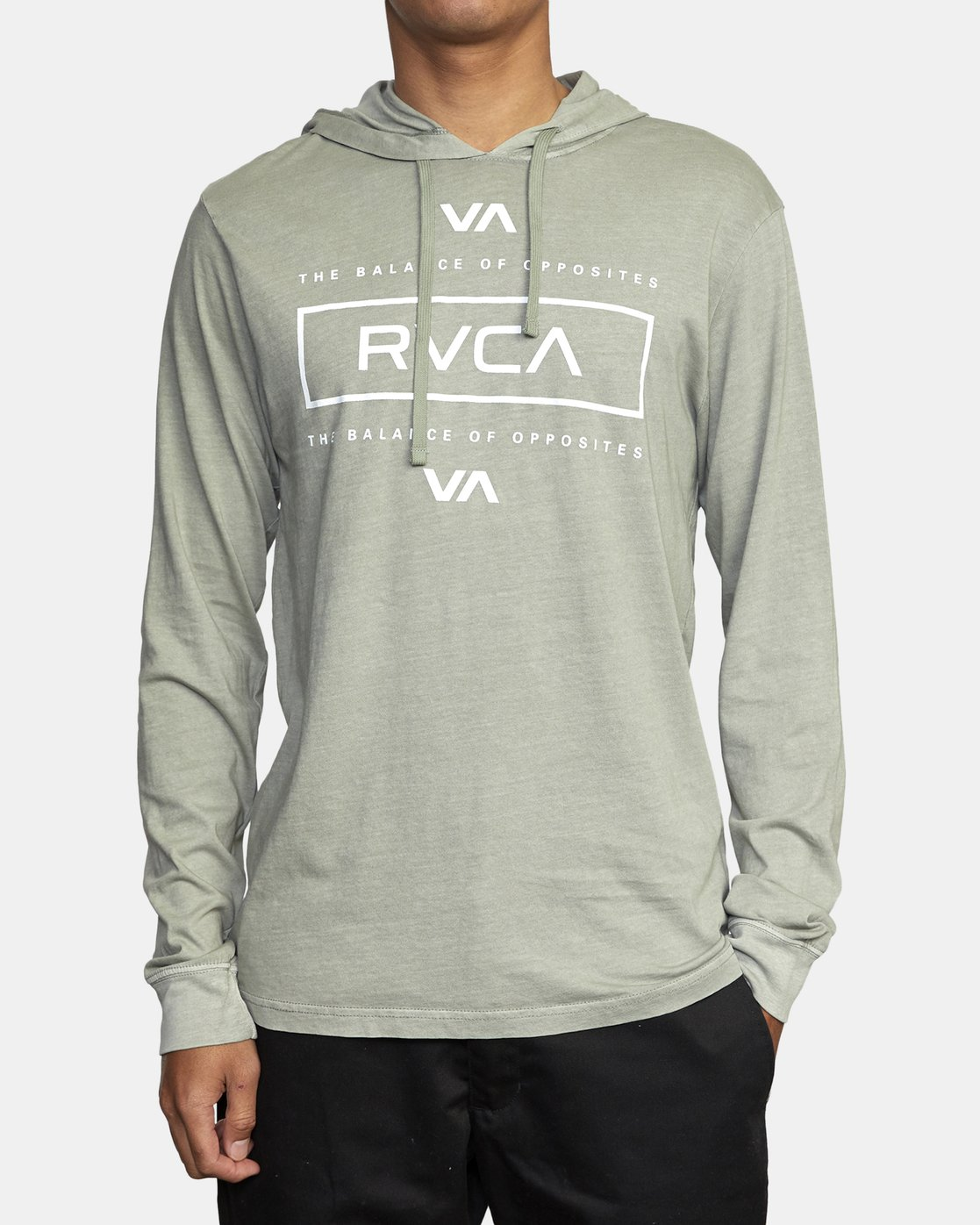 1 RVCA SYMMETRIC  AVYKT00141 RVCA