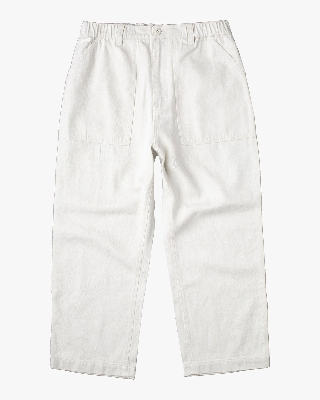 0 NEUTRAL HEMP RELAXED FIT PANT  AVYNP00103 RVCA