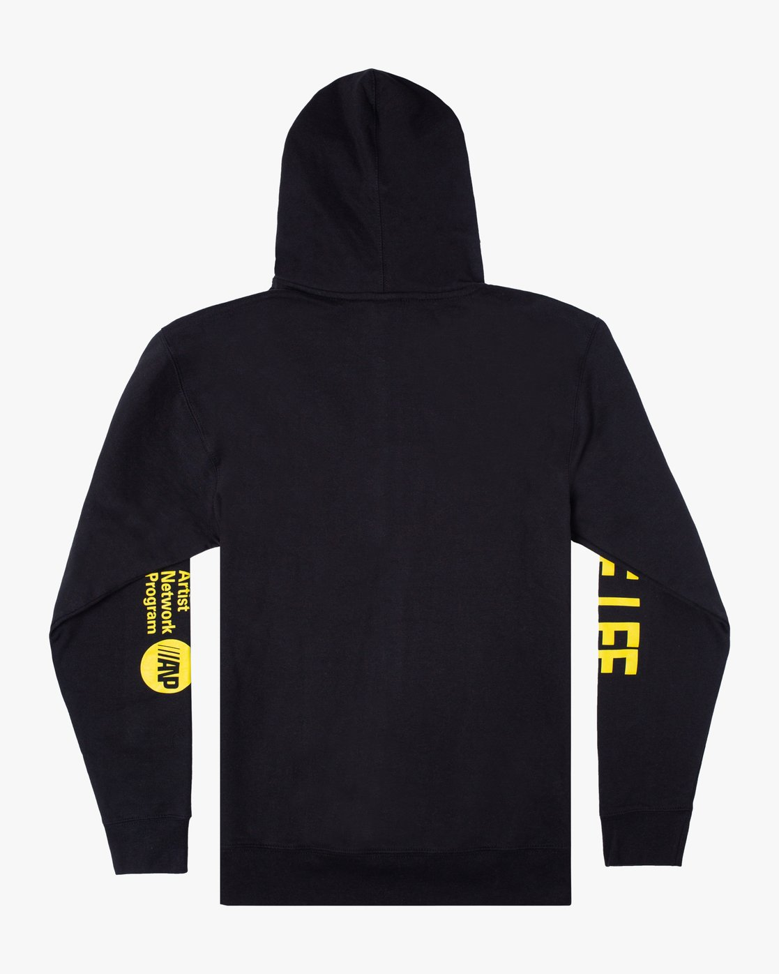 1 BRUCE LEE AS YOU THINK PULLOVER HOODIE Black AVYSF00108 RVCA