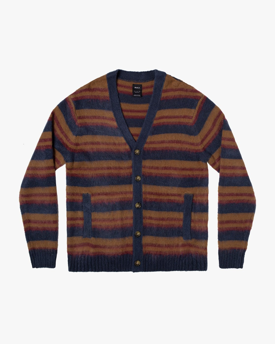 0 NOAH CARDIGAN sweater Blue AVYSW00100 RVCA