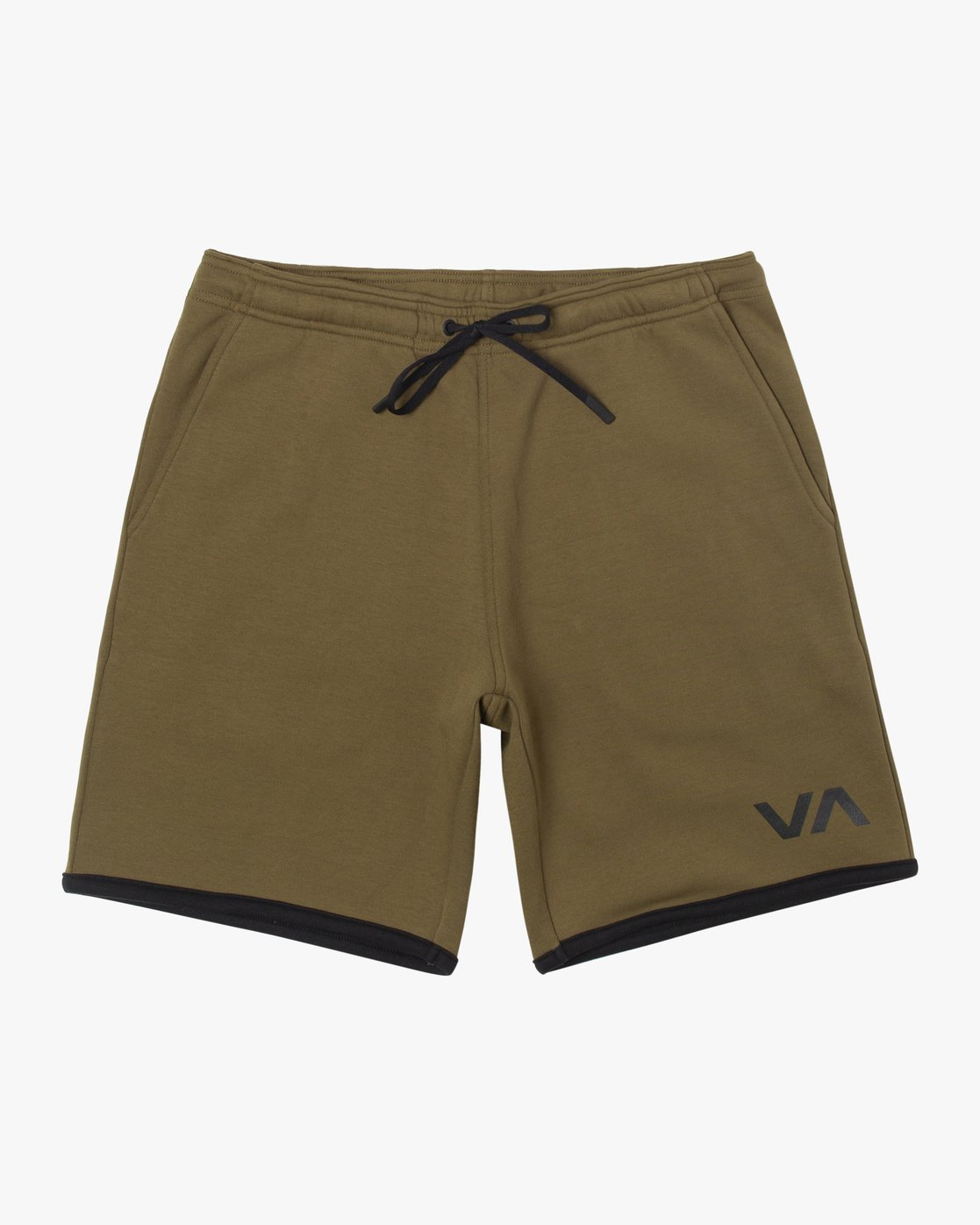 "0 VA SPORT IV SWEAT SHORT 19"" Green AVYWS00135 RVCA"