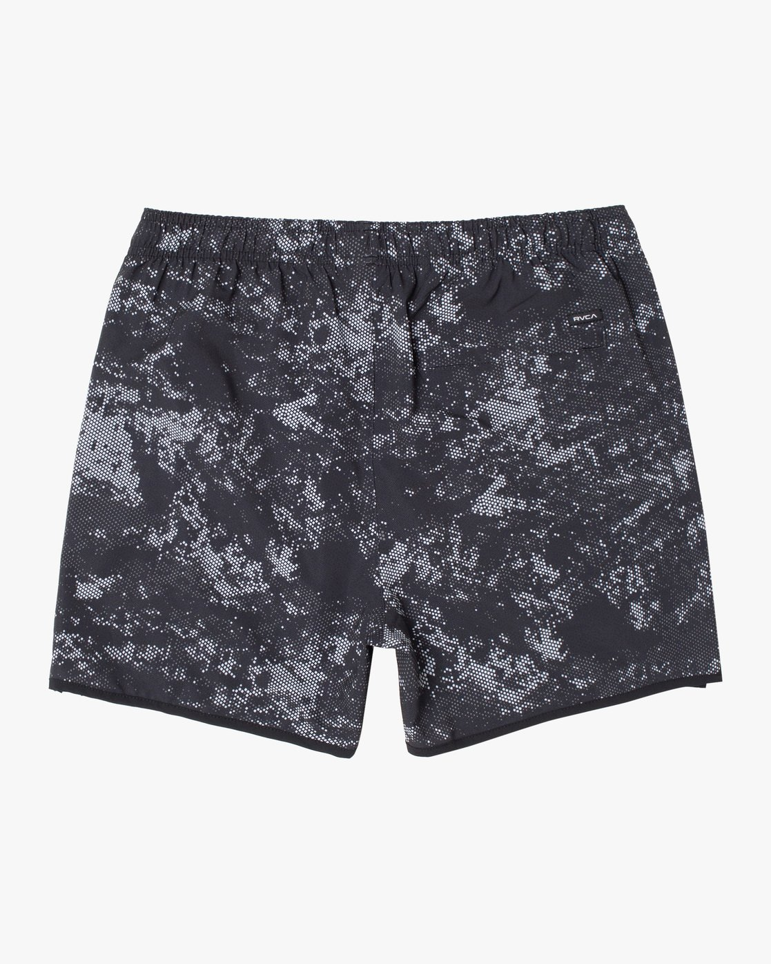 "1 YOGGER 15"" STRETCH SPORT SHORT Blue AVYWS00140 RVCA"