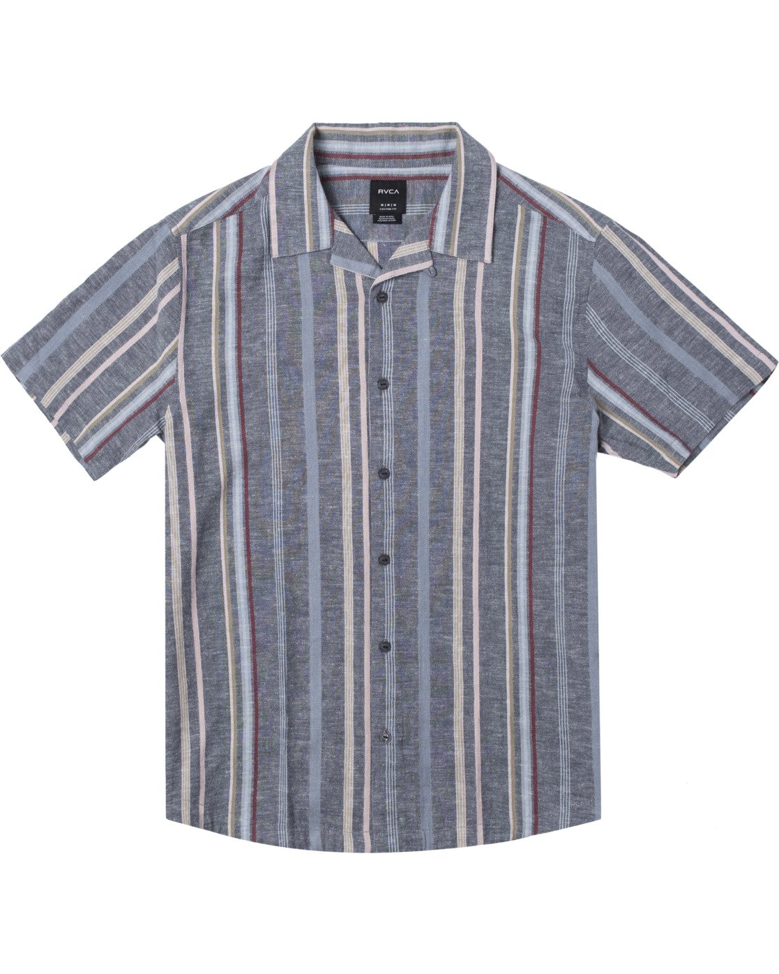 0 REPITITION SHORT SLEEVE SHIRT  AVYWT00130 RVCA