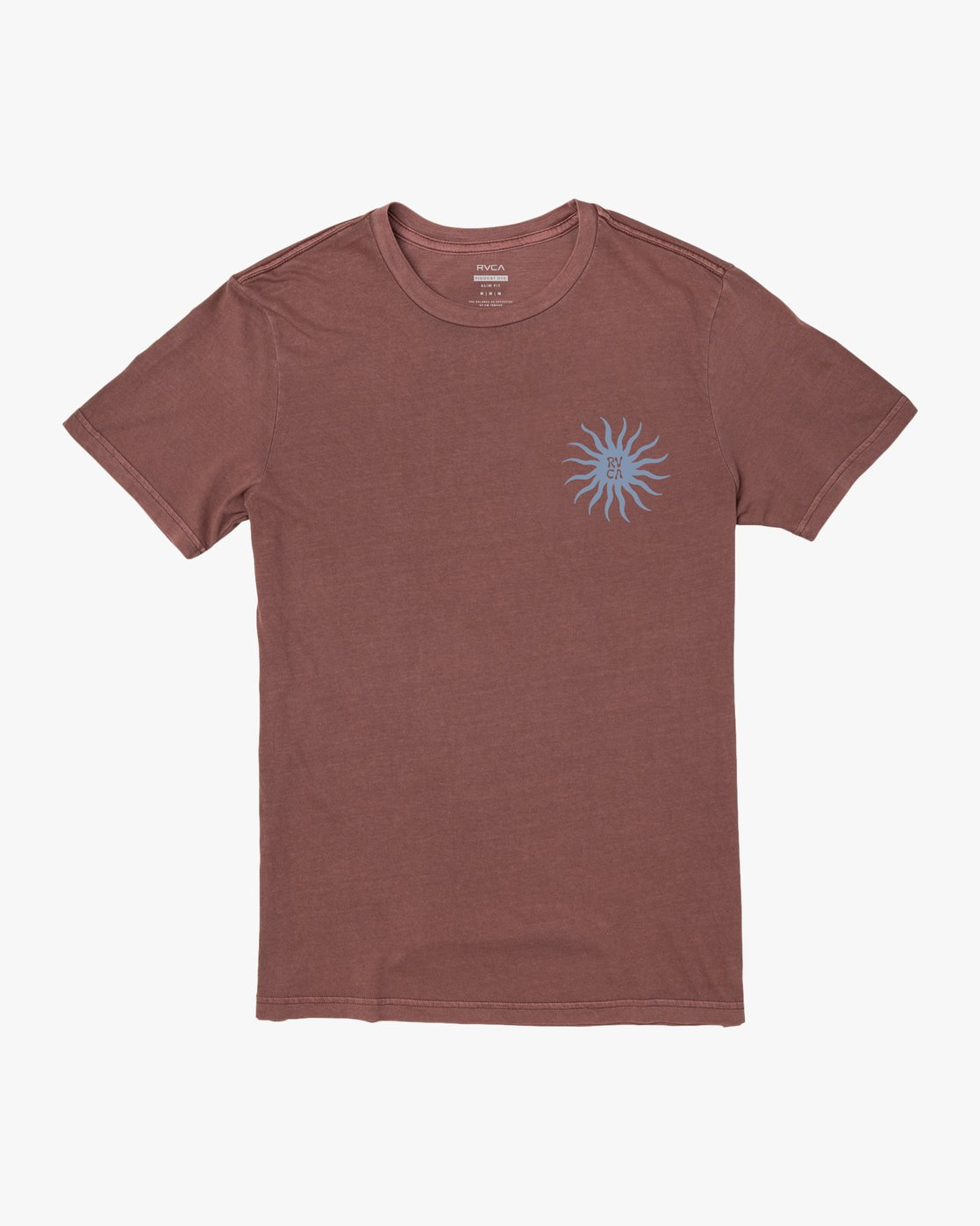 0 SUN SPROUT SHORT SLEEVE TEE Red AVYZT00120 RVCA
