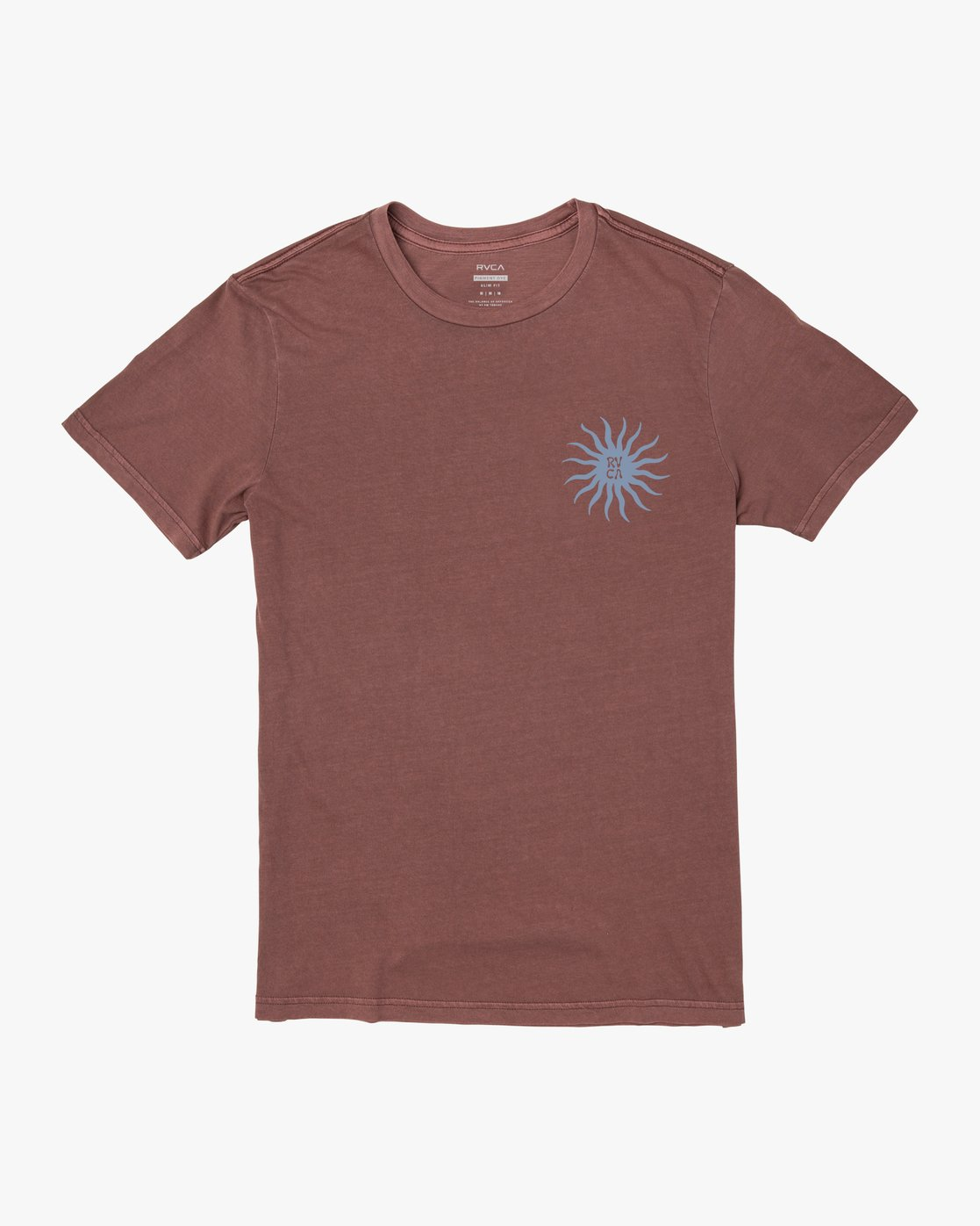 1 SUN SPROUT SHORT SLEEVE TEE Red AVYZT00120 RVCA