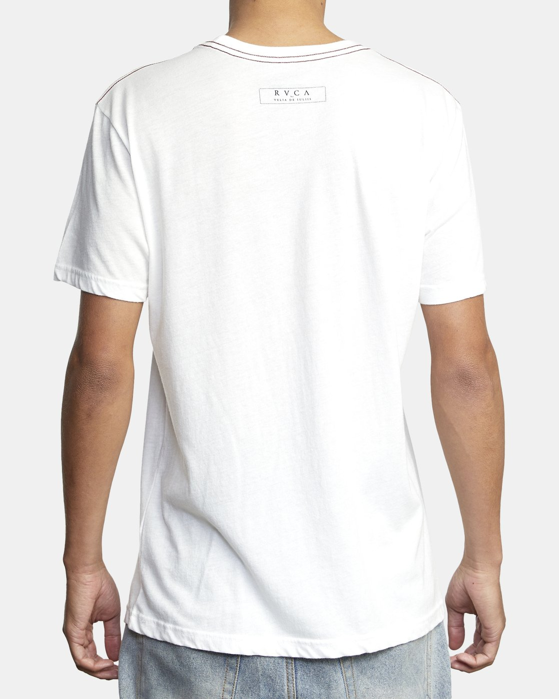 3 INFINITE SHORT SLEEVE White AVYZT00137 RVCA