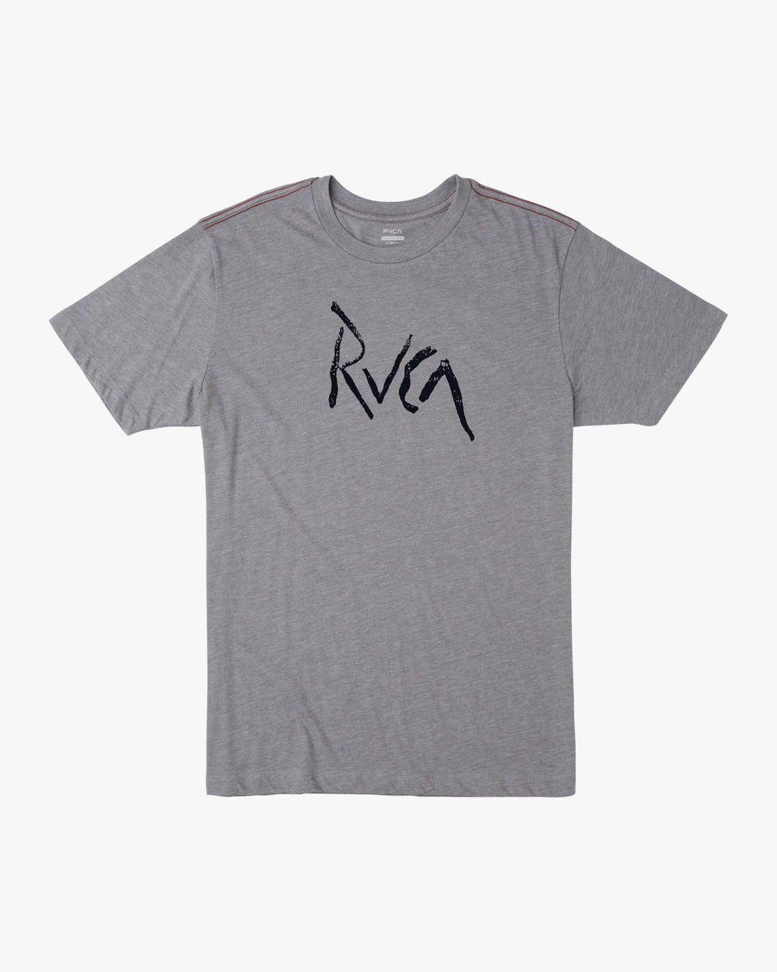 1 SMASHED SHORT SLEEVE TEE Grey AVYZT00139 RVCA