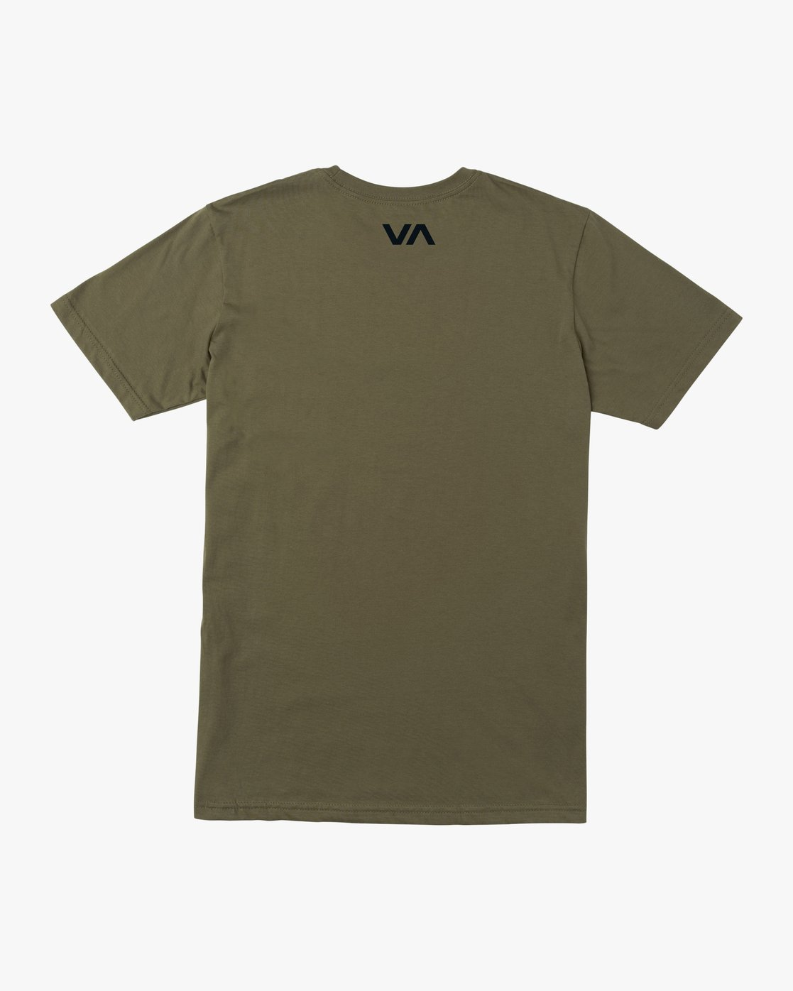 1 ICON SHORT SLEEVE PERFORMANCE TEE Green AVYZT00184 RVCA