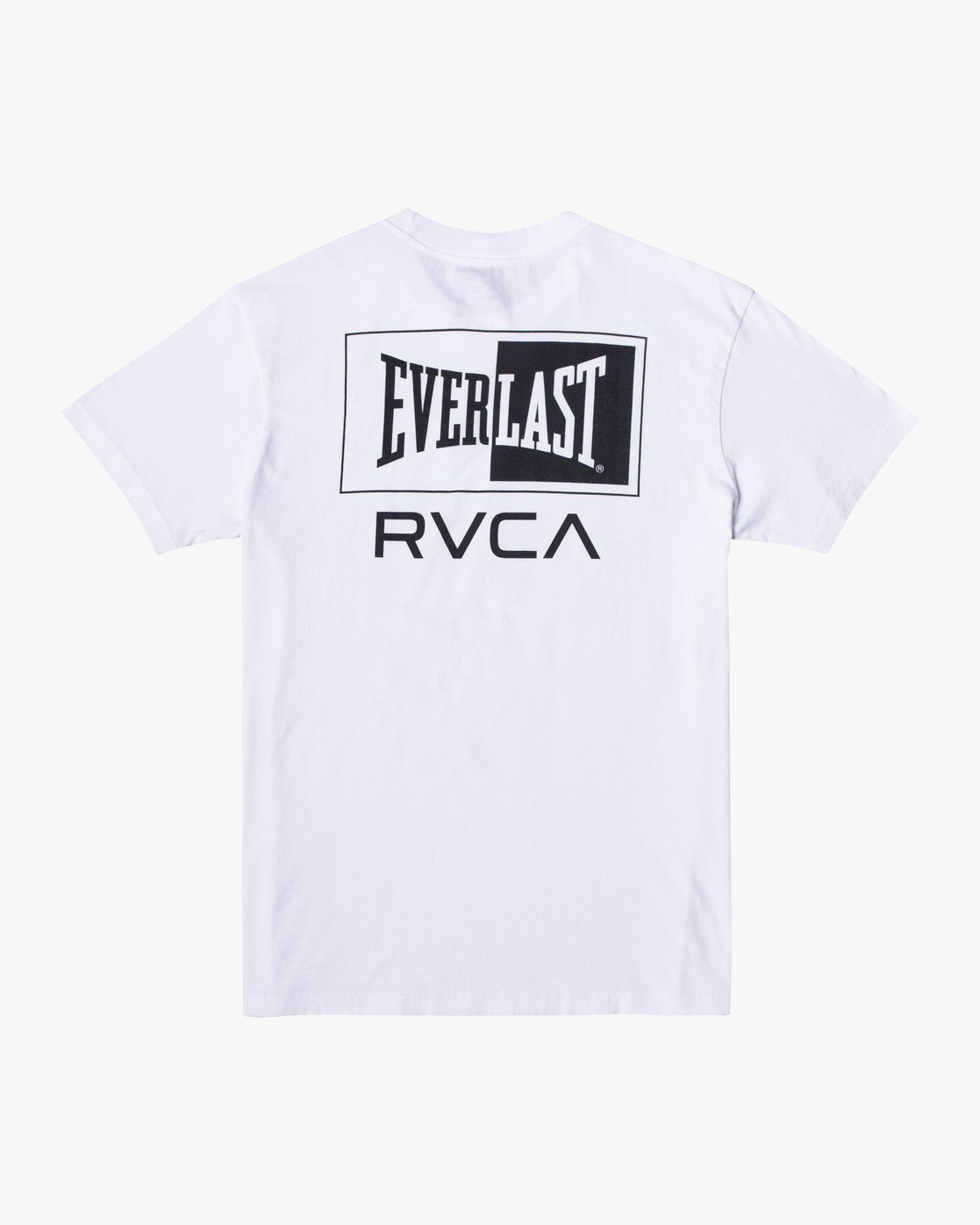 1 EVERLAST STACK SHORT SLEEVE WORKOUT T-SHIRT  AVYZT00286 RVCA