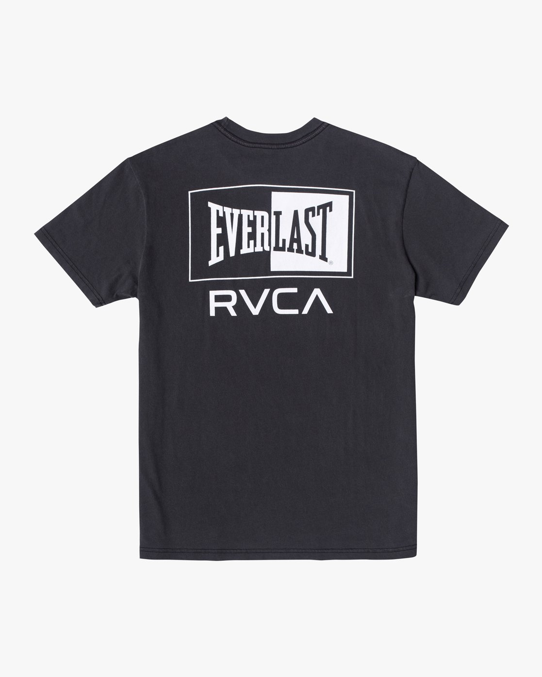 1 EVERLAST STACK SHORT SLEEVE WORKOUT T-SHIRT Black AVYZT00286 RVCA