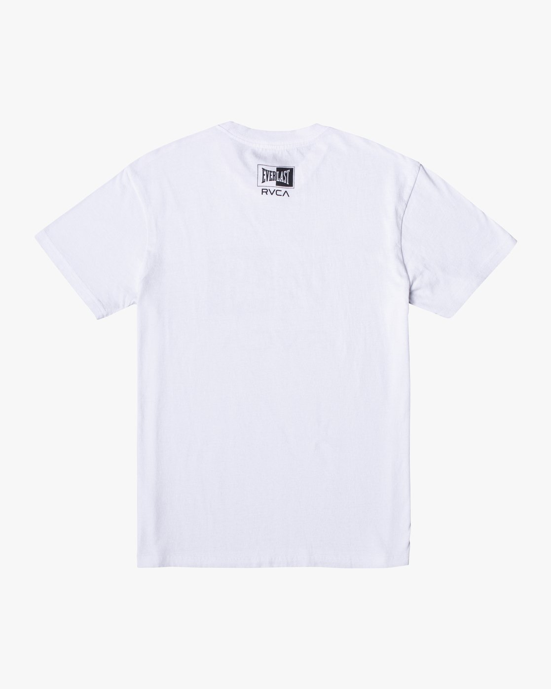 3 EVERLAST BOX SHORT SLEEVE WORKOUT T-SHIRT White AVYZT00287 RVCA