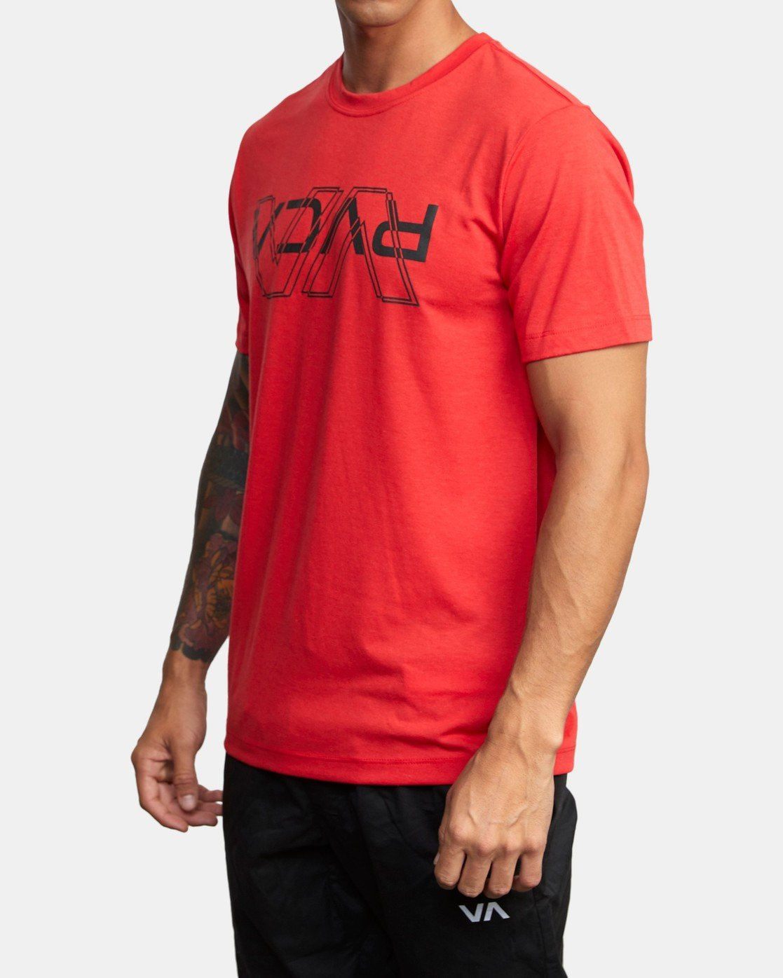 2 VA OUT TEE Red AVYZT00320 RVCA
