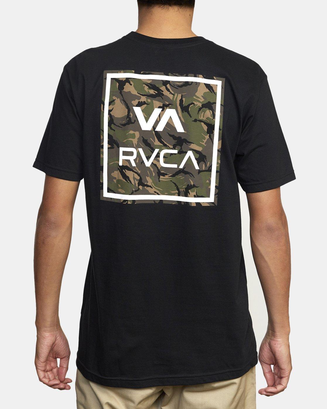 2 VA ALL THE WAY Black AVYZT00456 RVCA