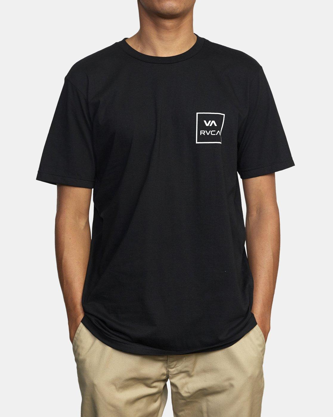 1 VA ALL THE WAY Black AVYZT00456 RVCA