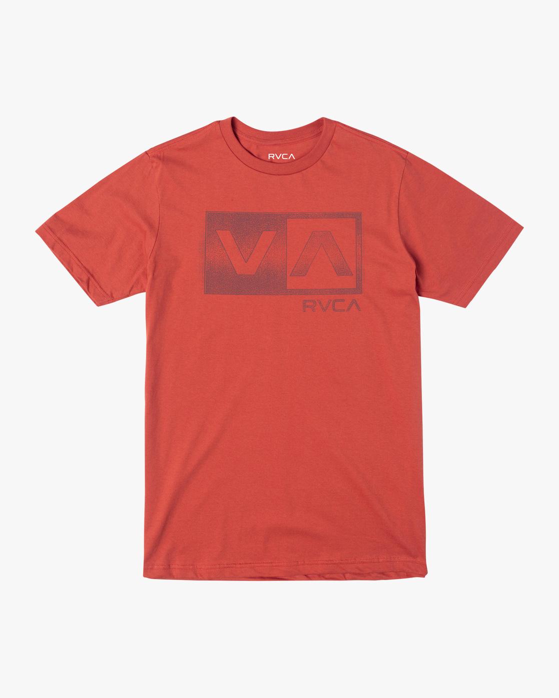 0 Balance Box Short Sleeve Tee White AVYZT00479 RVCA