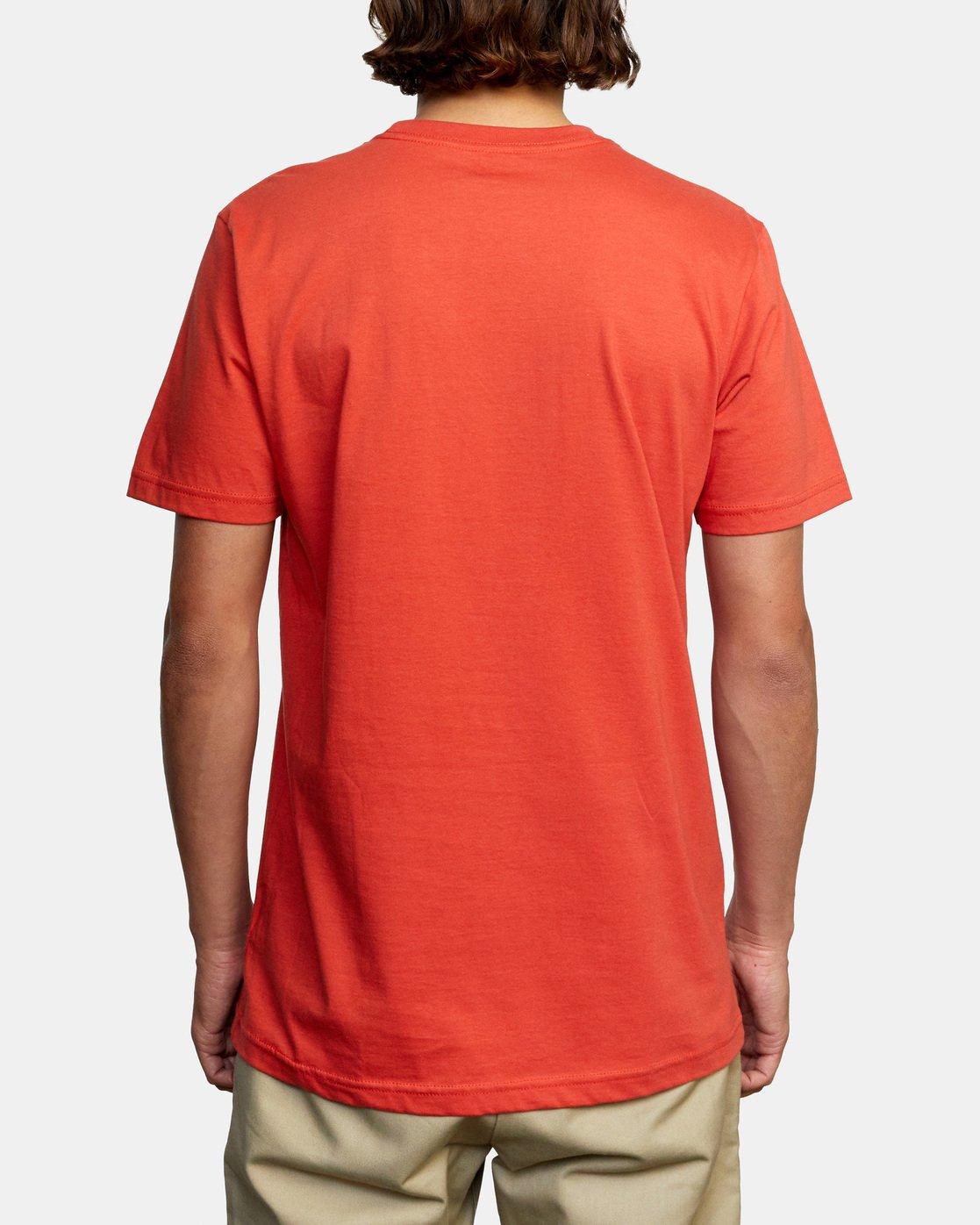 2 Balance Box Short Sleeve Tee White AVYZT00479 RVCA