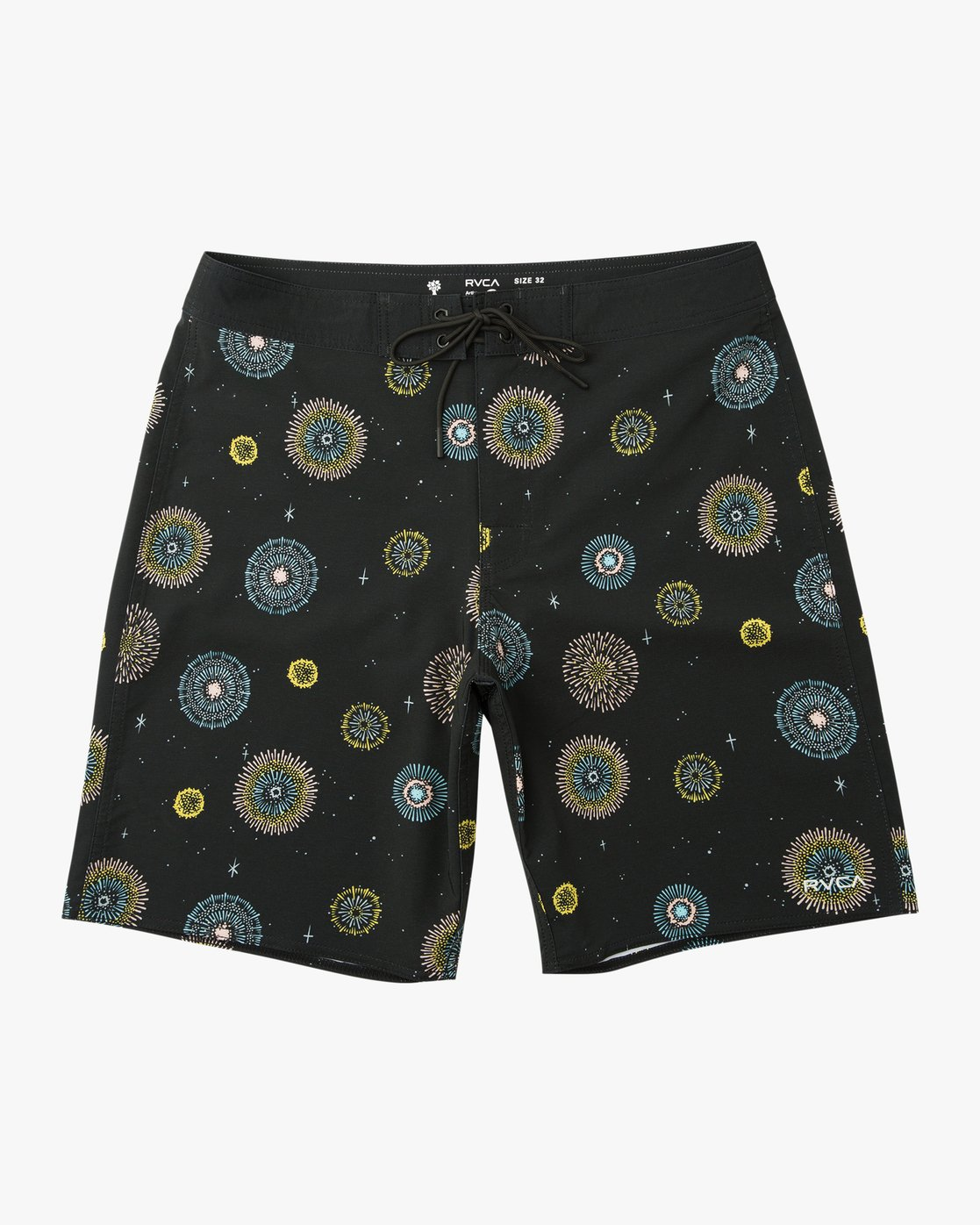 0 Boy's Pelletier Trunk Black B103PRPE RVCA